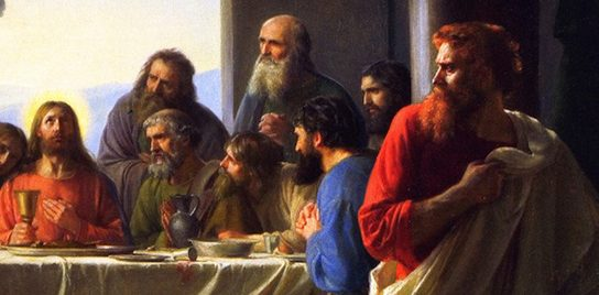 """The name of Judas has become synonymous with """"traitor."""""""