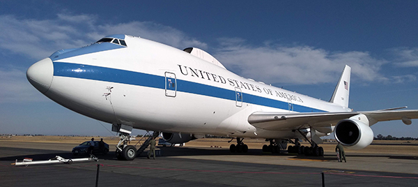 Name changes can signify a lot, such as when a plane can be renamed Air Force One due to the president's presence.