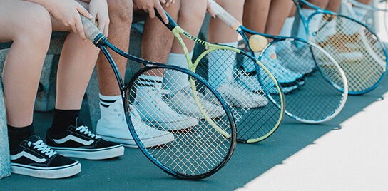 Even in the world of tennis shoes, there is spiritual warfare.